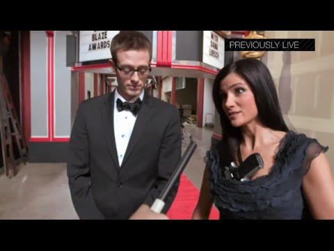 1st Annual Blaze Awards Red Carpet, with Dana Loesch