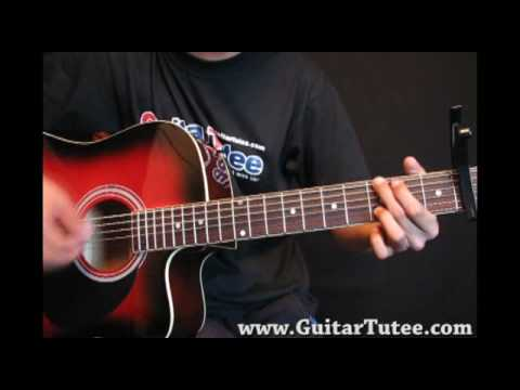 Jimmy Eat World Hear You Me By Guitartutee Youtube