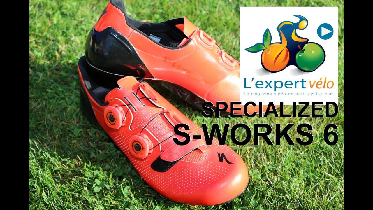 S Quelles Évolutions Youtube 6 Works Chaussures Specialized BOxIwq5fv