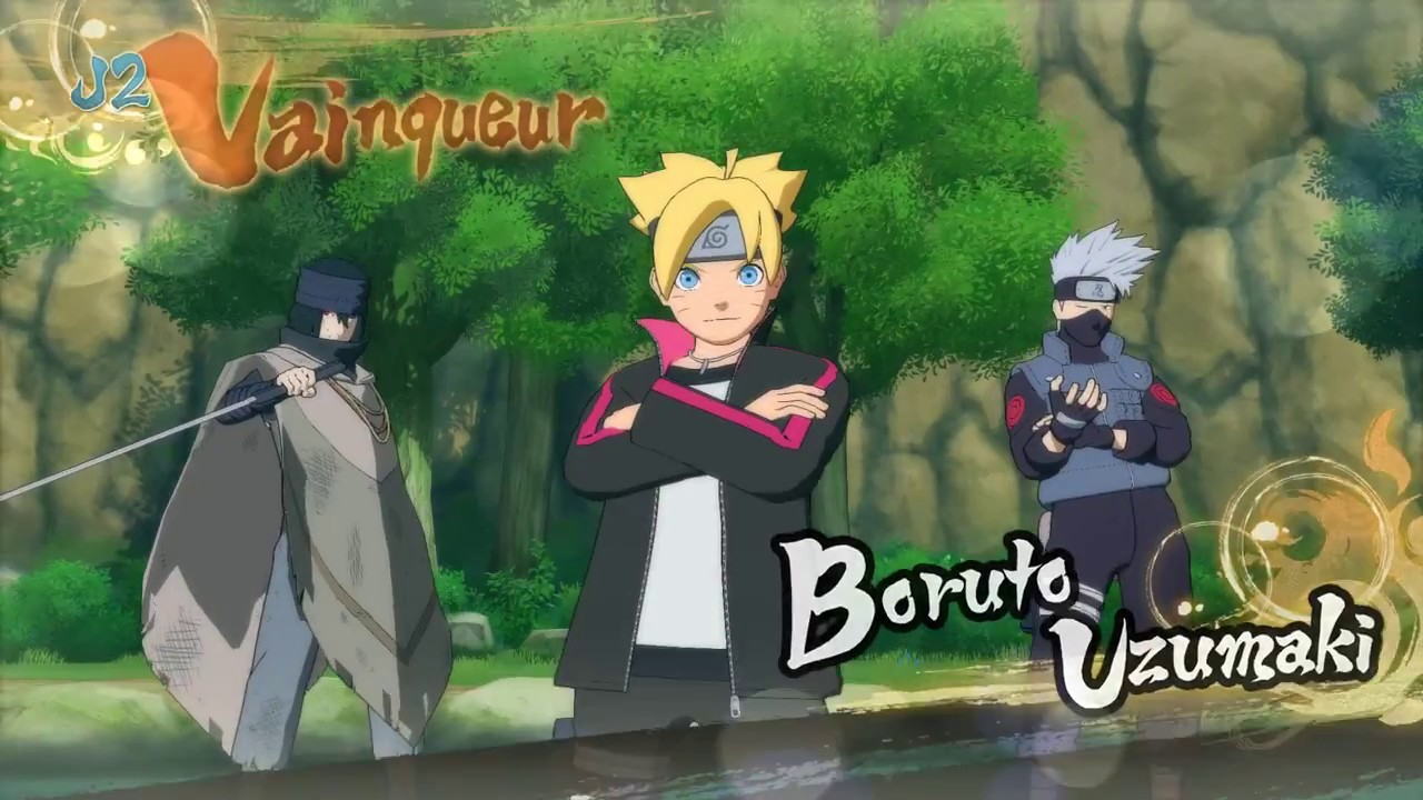 Naruto Shippuden Ultimate Ninja Storm 4 Online Asura Vs Lampe Youtube