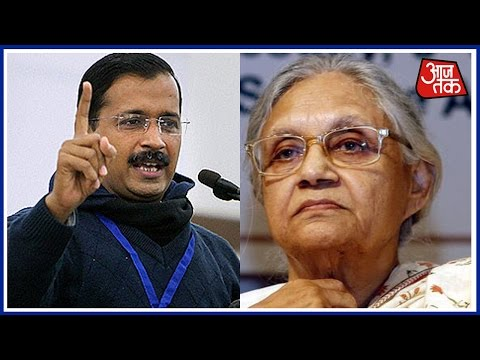 Arvind Kejriwal Has No Respect For Constitution, Says Sheila Dikshit In An interview With Aaj Tak