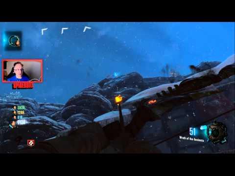DER EISENDRACHE: Wolf Elemental Bow Upgrade Quest Line Step 1 - Wolf Flag & Skull