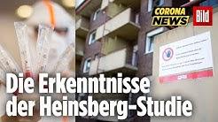🔴 Das sind die Ergebnisse der Corona-Studie in Heinsberg | Live am 09.04.2020