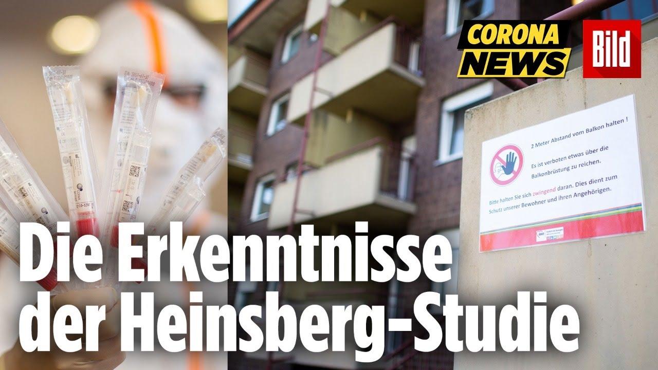 Studie Heinsberg Ergebnisse