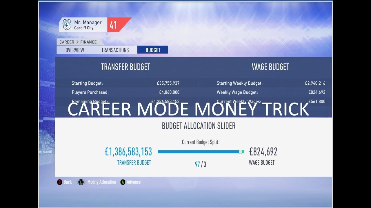 How To Get 1 Billion Dollars In Fifa 19