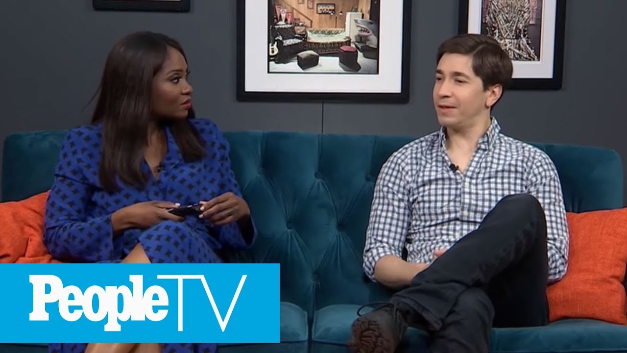 Justin Long Dishes On The 'Get A Mac' Commercials | PeopleTV