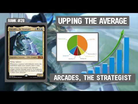 Arcades, the Strategist