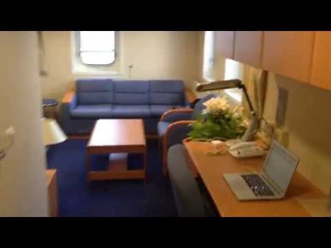 Cargo Ship Travel: A Tour Of My Cabin