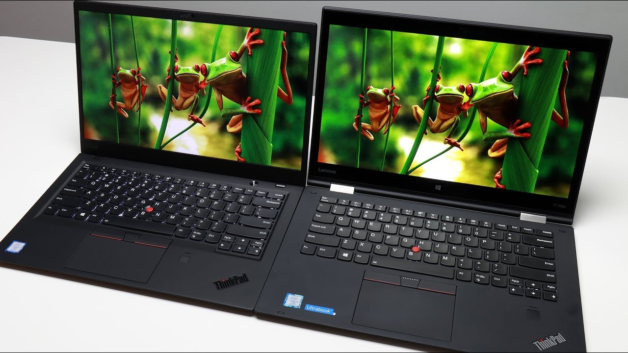 Lenovo ThinkPad X1 Carbon 6th Gen (2018) Review: HDR Nirvana