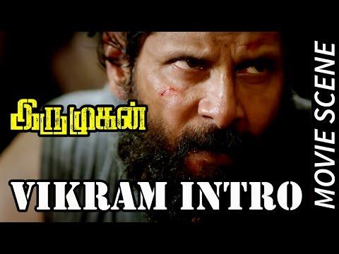 Iru Mugan - Vikram Intro Scene | Vikaram |...