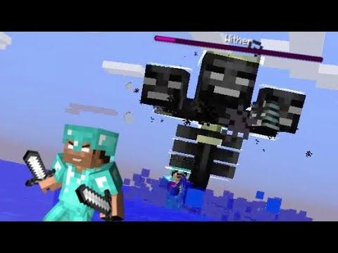 NAUFRAGHI EP.6 - Minecraft - 'LA FINE'