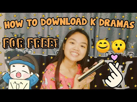 HOW TO DOWNLOAD K DRAMAS WITH ENG SUB FOR FREE! (FASTER AND EASIER)  Trisha Mae Kim