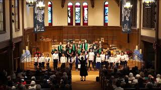171217 Will the Circle Be Unbroken -- Young Musicians Chorus (Betsy Marvit)