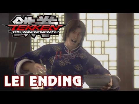 Tekken Tag Tournament 2 - 'Lei Ending' TRUE-HD QUALITY