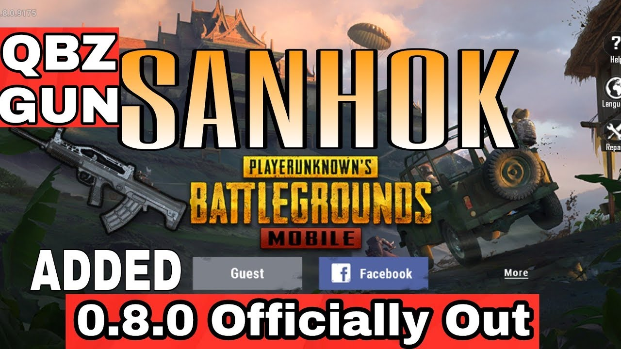 How To Play New Pubg Map Sanhok On Iphone Right Now: SANHOK Map Officially Launch