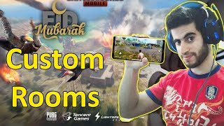 PUBG MOBILE INDIA || Season 3 || Custom rooms everyone can join
