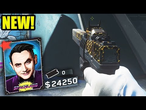 PLAYING AS WILLARD WYLER EASTER EGG GUIDE! - *NEW* ZOMBIES IN SPACELAND EASTER EGG! (IW Zombies)