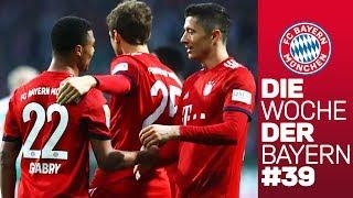 Überflieger Gnabry, Leistungstest & Bayerisches Derby   Die Woche der Bayern   Ausgabe 39