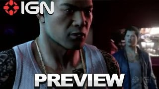 Sleeping Dogs Preview - IGN Previews