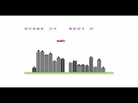 Blitz - Commodore Software - Commodore VIC20 VIC-20 gameplay (WEB20)