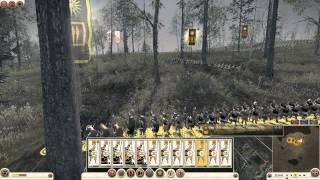 Makedonya&Arvernirler vs Kartaca&Makedonya [Total Warcılar]