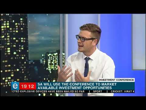 The South African government is hosting a 3-day Investment Conference