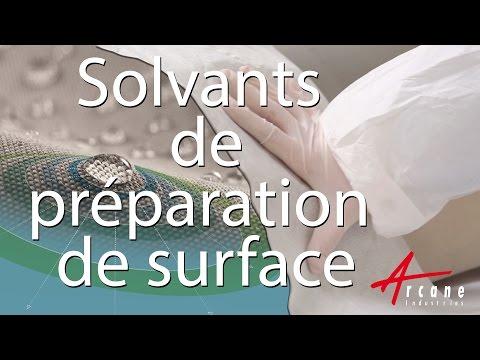 Solvant de preparation de surface avant peinture   Arcane Industries