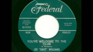 "Lee ""Shot"" Williams - You"