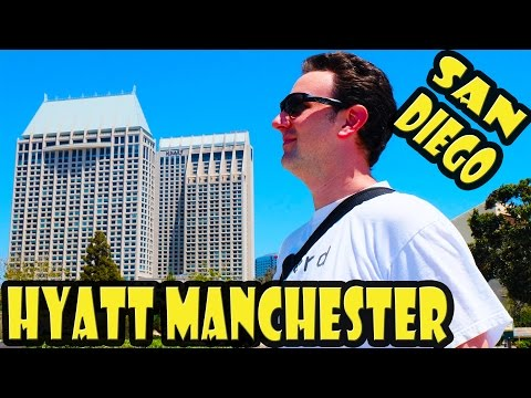 Manchester Grand Hyatt Downtown San Diego DETAILED Review