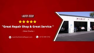 Auto Repair Services: Outstanding Auto Repair by Auto Tech Automotive Repair El Cajon (619) 588...