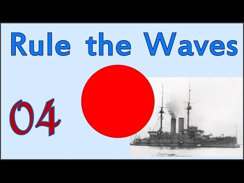 Rule the Waves | Let's Play Japan - 04 - Clash of Fleets
