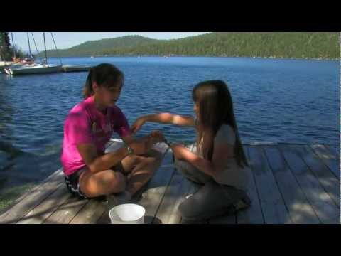 How to Catch a Crawdad at Stanford Sierra Camp