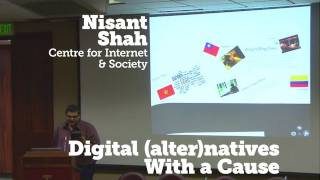 SECT VII : Nishant Shah - Digital (alter)natives with a Cause