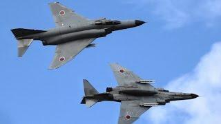 第301飛行隊 新田原基地F-4さよならデモ JASDF 301TFS Farewell Nyuta ! F-4EJ-Kai Final Demo at Nyutabaru A.B.