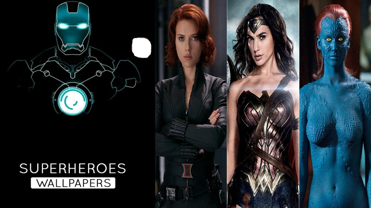 SuperHero Wallpapers HD   How to download Awesome 4k Super ...