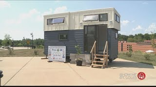 Tiny House Being Raffled Off To Benefit Habitat For Humanity St. Louis