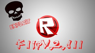 ROBLOX HACK/EXPLOIT: FLIPV2. DLL (PATCHED!) AUGUST 2016!