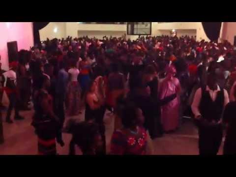 DJ.JOAO VAZ (GUINE-BISSAU) and DJ.IBU - mix in PARIS 09/08/2014 KWAITO,RAGGA, HIP HOP, BATUKO, SIKO
