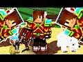 Pixel Gun 3D Let's play - Видео для Детей - Пиксель Ган 3Д по сети - KokaPlay