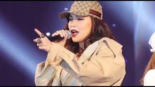 Hồ Ngọc Hà diện nguyên cây Gucci bùng nổ trên sân khấu | DESTINY (New Version)