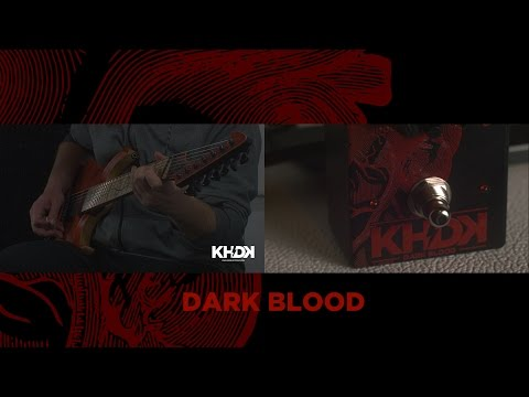 KHDK DARK BLOOD, demo by Tomas Raclavsky