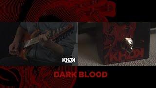KHDK DARK BLOOD, demo by Tomas Raclavsky