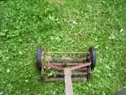 Old Murray Mountfield 11 Hp Ride On Mower Garden Tractor 36 Briggs And Stratton also Pull Behind Reel Mower additionally Mower victa model 1 likewise reelmowerguide moreover John Deere Lawn Tractors. on toro reel mowers