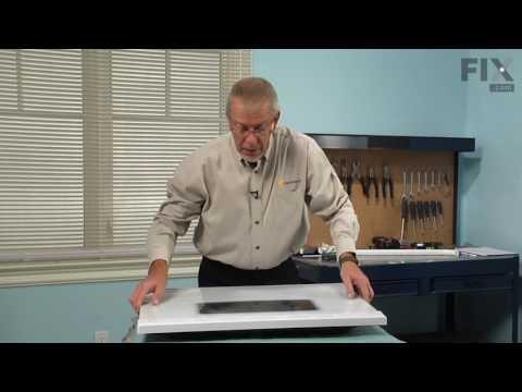 Frigidaire Range Repair – How to replace the Inner Oven Door Glass