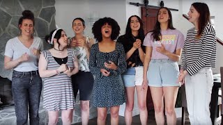 Leona Lewis - Bleeding Love (LIVE Cover By Cimorelli & Lynnea M.) Video