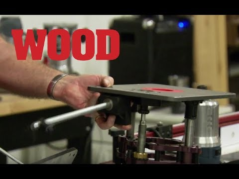 What To Look For In Router Lifts Www17 Wood Magazine