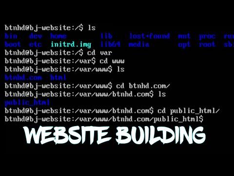 Setup Apache Virtual Hosts (Website) on Ubuntu 16.04!