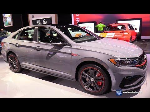 2020 Volkswagen Jetta GLI 35 - Exterior and Interior Walkaround - 2019 New York Auto Show