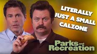 Mini Calzones - Parks and Recreation | Comedy Bites