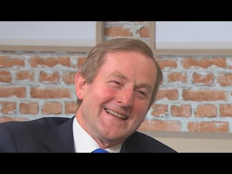 An Taoiseach, Enda Kenny discusses the Marriage Referendum |